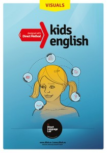 Kids English Visuals SB
